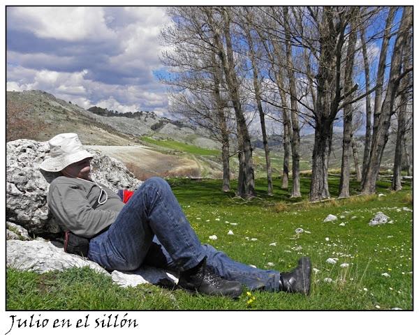08 - descansando junto a la Cañada Lamienta.jpg