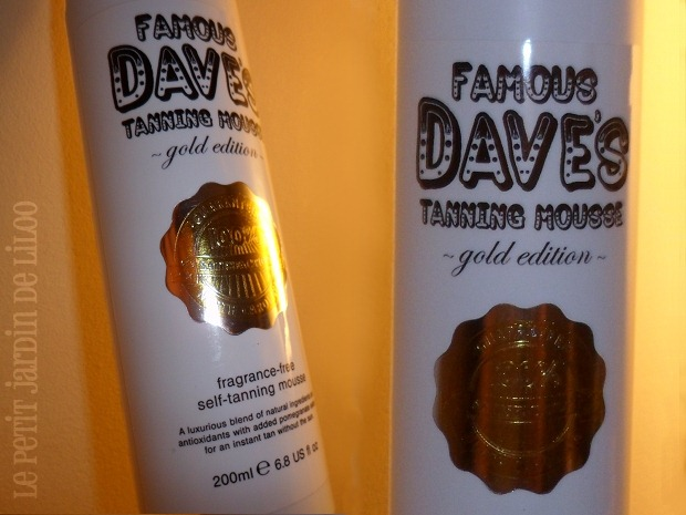 01-famous-dave-tanning-mousse-gold-edition-review-comparison-fake-self-tan