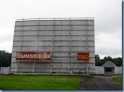 3735 Ohio - Ontario, OH - Lincoln Highway (Park Ave)(State Route 430)(State Route 309) - Sunset Drive-In Theater opened during WWll