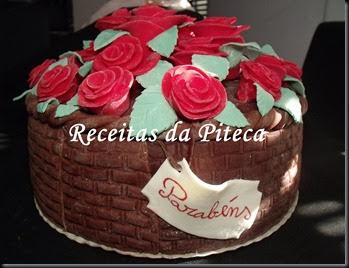 Bolo cesta de rosas3