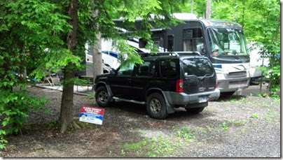 Bucktail Campsite