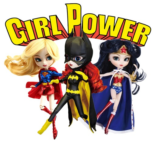 PullipSuperHeroes Girl Power