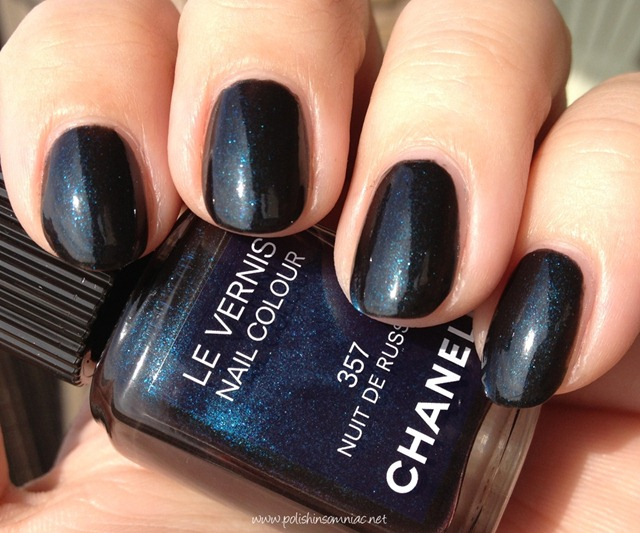 Chanel Nuit de Russie (4)