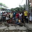 Reunion en el Barrio Blas de Lezo con las hermanas Lopez.JPG