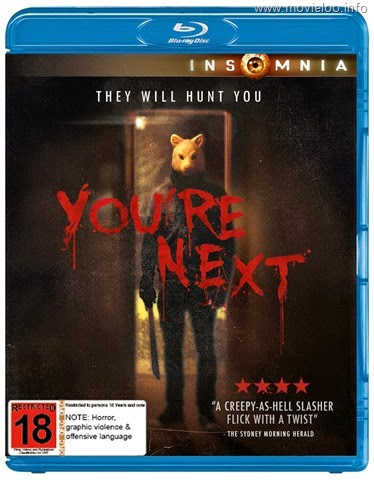 You're Next (2013) BluRay XviD
