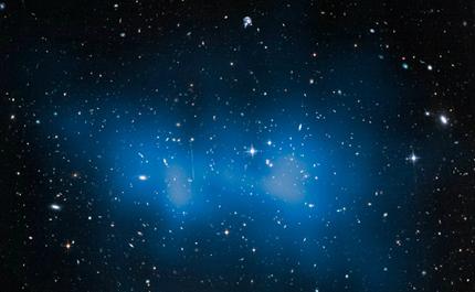 aglomerado de galáxias El Gordo