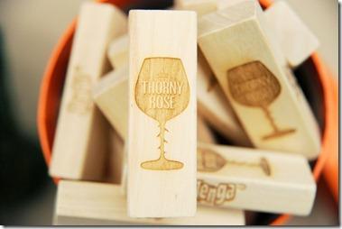 Thorny Rose Wines, Jenga-mosphere