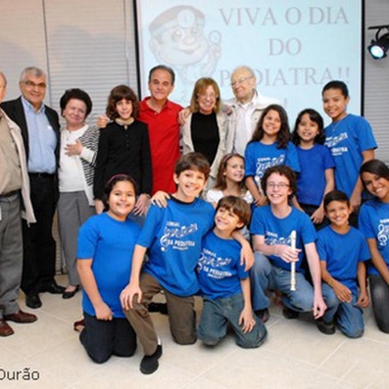 Día del Pediatra (en Brasil)