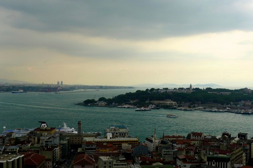 Galata Tower pano 2