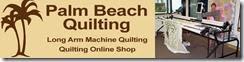 Palmbeachquilting logo