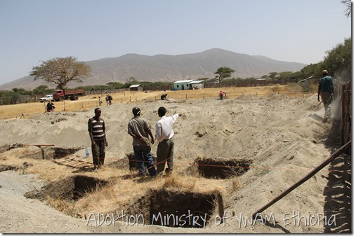 Gutu 4 excavation