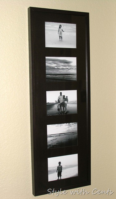 rustoleum oil rubbed bronze spray paint picture frames picture2