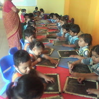 Pre-Primary on 15th October GDA Harni