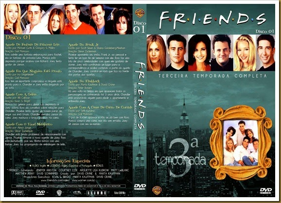 Friends - 3rd season