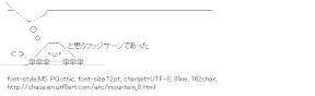 [AA]Mountain