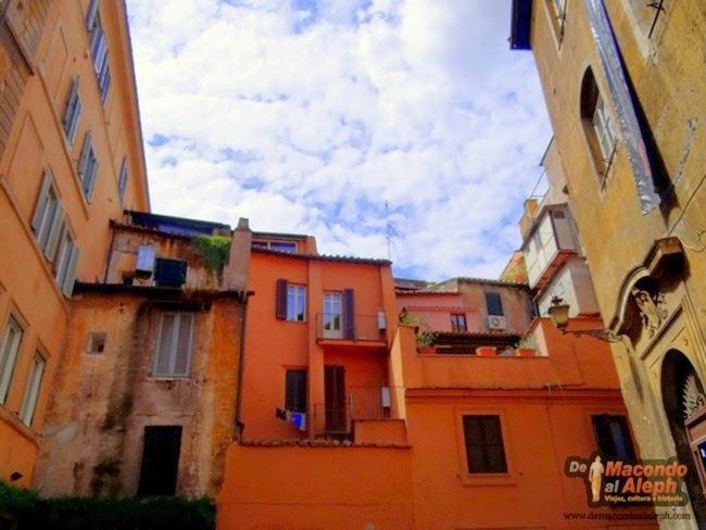 Visitar Roma Gueto 3