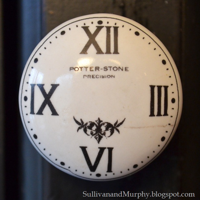 clock knob