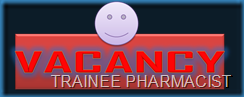 TRAINEE PHARMACIST