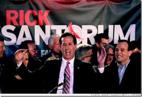 Rick Santorum 2012
