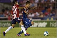 Atlante vs Guadalajara