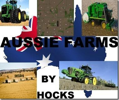 Aussiefarms Map-Farming-simulator