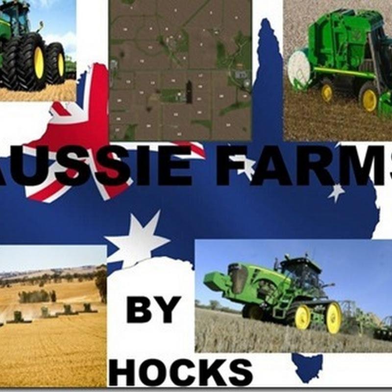 Farming simulator 2011 - Aussiefarms Map