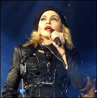 madonna MDNA tour Washington