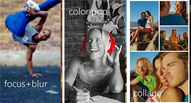 Fotos Collage para Windows Phone