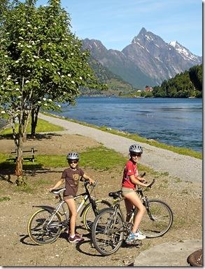 Sykkeltur til Sæbø pinsa 09 036