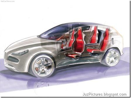 Alfa Romeo Kamal Concept (2003)7