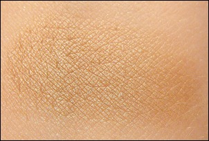 NYX Suede Swatch