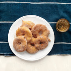 Apple Fritter Rings