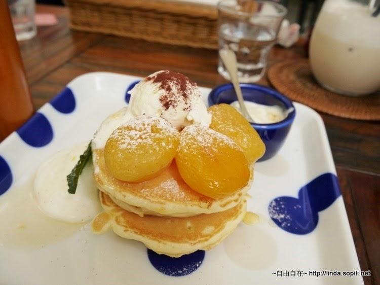 杏桃鬆餅屋-杏桃馬斯卡彭鬆餅