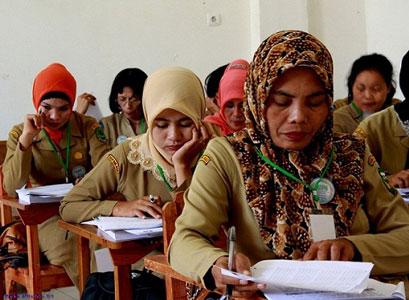 Informasi Pengumuman Hasil Uji Kompetensi Pra Sertifikasi Guru Tahun 2012