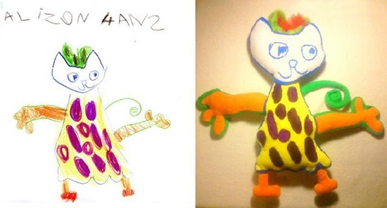 Brinquedos de desenhos de crianças (20)