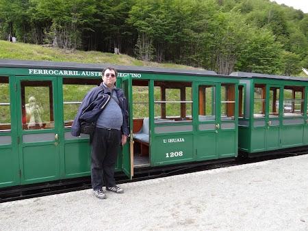 Trenul de la Ushuaia