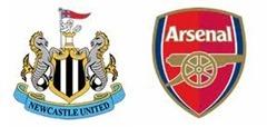 Newcastle vs Arsenal