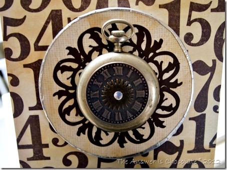 Numbers, Vinyl, Pocket Watch