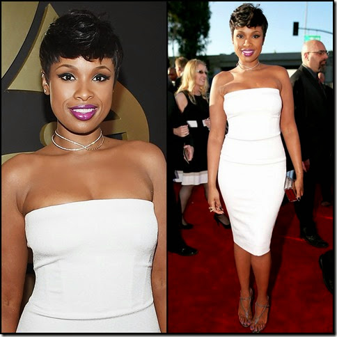 Jennifer Hudson 57th Grammy