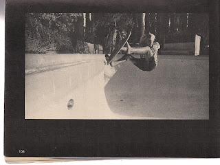 One of my all time favorites Jay going off the lip at this pool, looks like he is coming off the top of a wave, notice there are no shoes!