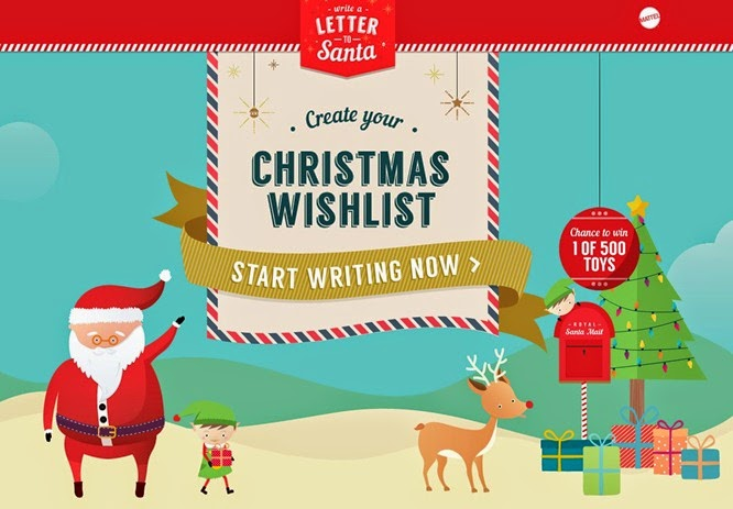 Your Letter to Santa