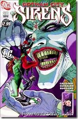 P00020 - Gotham City Sirens #20