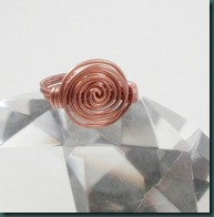 My First Spiral Ring