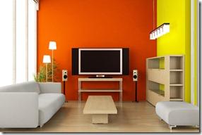 kombinasi warna cat rumah exterior