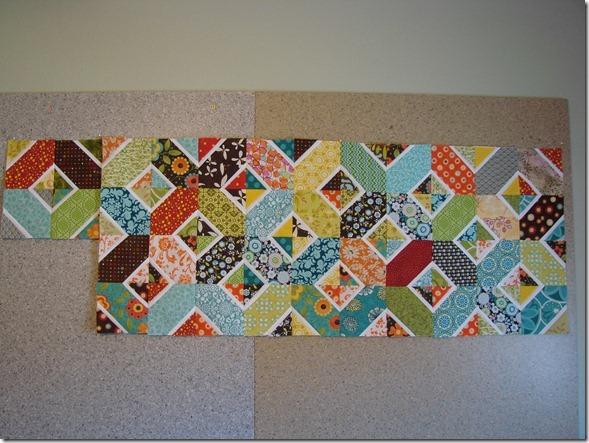 Quilting with Kris: Retro Flower Quilt and Scrap 'Hugs & Kisses ... : retro quilts - Adamdwight.com