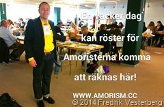 bm-image-752848 Fredrik Vesterberg inspekterar rösträkning 2014. Med amorism