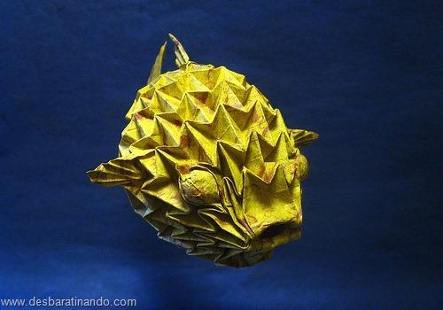 animais de papel origami desbaratinando  (19)
