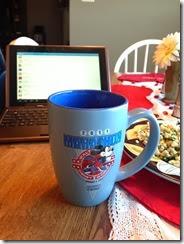 Walt Disney World Marathon Mug