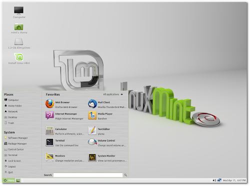 Linux Mint Debian Edition Update Pack 5 - Mate