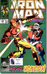 P00130 - El Invencible Iron Man #254